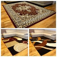 Small,Medium,Large Modern Rugs Runners -Traditional Oriental and Modern Designs