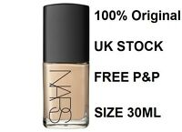 100% ORIGINAL NARS Sheer Glow Foundation Various Colours PUMP UK STOCK FREE P&P