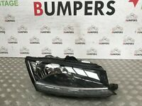 SKODA FABIA 2018 ONWARDS HEADLIGHT HEADLAMP O/S DRIVERS RIGHT SIDE  6V2941016D