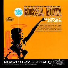 QUINCY JONES BIG BAND BOSSA NOVA CD JAZZ SWING NEW