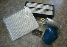 Inspección filtro de paquetes kit de mantenimiento kia carnival III 2,9 crdi 136kw 2006 -