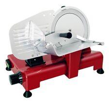 RGV Lusso 195 GL 110W Affettatrice Elettrica - Rossa