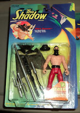 "THE SHADOW 5"" FIGURE "" NINJA SHADOW "" KENNER 1994 RAPID STRIKE CHOPPING ACTION"