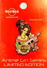 Hard Rock Cafe Chicago Hotel Anime Girl Series Pin HRC LE New Pin # 91536