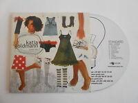 KATIA GOLDMANN : TRISTE CHIC [ CD ALBUM PROMO PORT GRATUIT ]