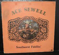 Ace Sewell Southwest Fiddlin VINYL LP