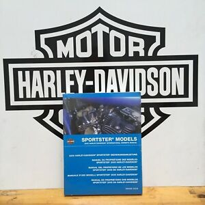 HARLEY-DAVIDSON 2005 SPORTSTER (INTERNATIONAL) OWNERS MANUAL NOS P/N 99468-051A