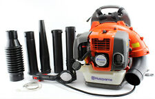Husqvarna 150BT 50cc Gas 2 Cycle Lawn Leaf Commercial Backpack Blower (Open Box)