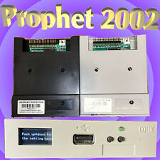 HxC Floppy Emulator With OLED Screen (Sequential Circuits Prophet 2002) w/Drive
