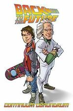 Back to the Future: Continuum Conundrum (Paperback or Softback)