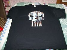Men's Punisher T-Shirt XXL.