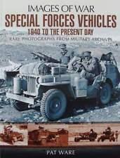 BOEK/LIVRE/BOOK : SPECIAL FORCES VEHICLES (leger jeep,land rover,hummer