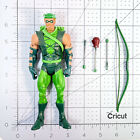 DC Universe Classics Green Arrow, Wave 9 Complete And Authentic!! For Sale