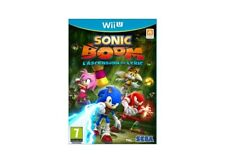 SONIC BOOM L'ascension de LYRIC Nintendo Wii U WIIU PAL VF FRANCAIS + 100%  NEUF