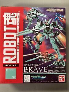 Bandai Robot Spirits Damashii Mobile Suit Gundam 00 Brave Test Action Figure