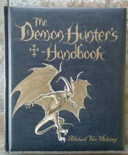 Demon Hunters Handbook Van Helsing Hardback by Pavillion