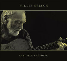 Last Man Standing - Willie Nelson (2018, CD NUOVO)