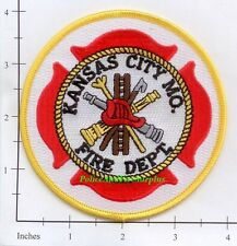 Missouri - Kansas City MO Fire Dept Patch