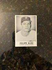 1960 LEAF Baseball #6 FELIPE ALOU........NRMT