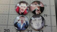 Benedict Cumberbatch ~ Doctor Strange 4pc Refrigerator Fridge Magnet