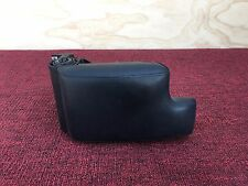 BMW E46 330CI 330I 325CI 325I M3 2001-2006 OEM ARM REST BLACK LEATHER. #6