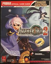 atelier iris 2 Playstation 2 Strategy Guide Prima Official Game Guide