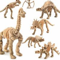 CW_ 12Pcs Lovely Dinosaur Model Set Simulation Mini Educational Toys for Childre