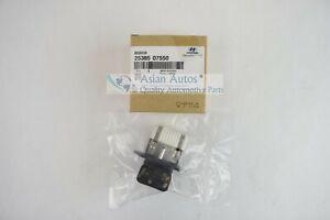 Genuine Hyundai Kia Cooling Fan Resistor 2538507550 OEM