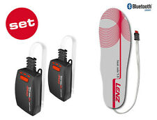 LENZ beheizte Sohlen Lithium Pack Insoles rcB 1200 + Heat Sole 1.0 SET heated
