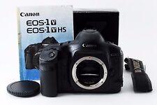 Canon EOS-1V 35mm SLR Film Camera Body W/Box [very good] From Japan