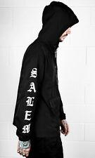 Rare Jacket Disturbia Clothing - Salem Cagoule Size Small (S)