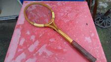 raquette de tennis vintage Artus Majesty  en bois