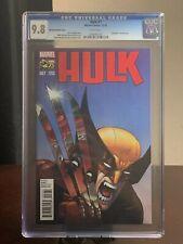 Hulk #7 CGC 9.8 2014 Marquez Deadpool Photo Bomb Variant McFarlane Homage