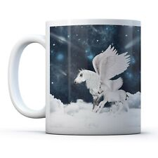 Awesome Pegasus - Drinks Mug Cup Kitchen Birthday Office Fun Gift #16688