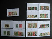 Sales cards stock breakdown, PORTUGAL U 1941-53 era,unverified,check them out