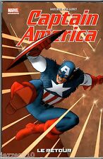 CAPTAIN AMERICA ¤ LE RETOUR ¤ 2011 PANINI COMICS