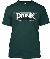 Philadelphia Eagles Shirt THIS TEAM MAKES ME DRINK funny philly t-shirt NEW