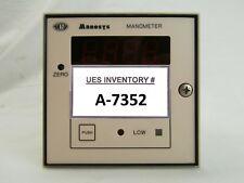 Yamamoto EMP2SD210D Manometer Manosys EM-100 Receiver Used Working
