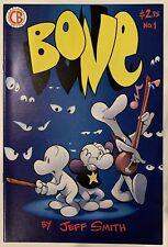 (1991) Jeff Smith BONE #1 4th Printing! Rare!