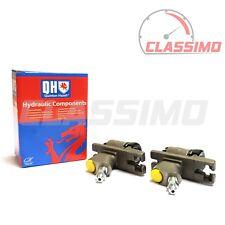 Rear Brake Wheel Cylinder Pair for RELIANT REBEL REGAL & ROBIN  - 1964-81 - QH