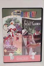 The Princess & the Pea Chronicles / Return to Secret Garden Movie Childrens DVD