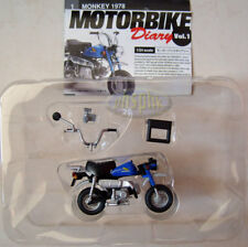 Bandai 1/24 Motorbike Diary bike Vol.1 #1 MONKEY 1978