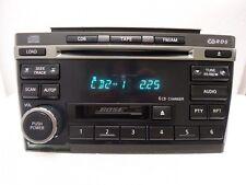 01 02 03 NISSAN Maxima BOSE Radio Tape 6 Disc Changer CD Player CR260 PN-2432D