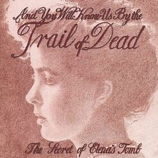 The Secret of Elena's Tomb by ...And You Will Know Us by the Trail of Dead (CD,