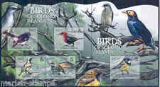 SOLOMON ISLANDS 2012  BIRDS MASTER SHEET CONTAINING S/S  &  SHEET MINT NH