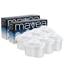 6 Pack MAVEA Maxtra Replacement Filter for Water Filtration Pitcher  Free Ship
