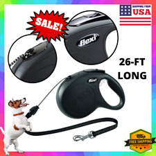 Flexi Long Retractable Leash For Dog/Puppy/Cat Walking/Training/Outdoor Medium