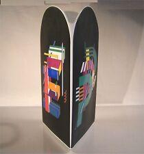 Rosenthal Studio Line design Marcello Morandini, Vaso Fortuna, H cm 28, Anni '80