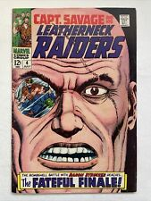 Captain Savage And His Leatherneck Raiders 4