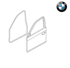 Original BMW 3er Türdichtung vorne F30 F31 F80 Dichtung Tür NEU 51337258329